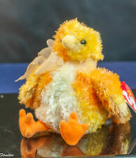 "Beanie Babies ""2001 CHICKIE"" TY  Yellow Young Bird 1/5/1997 New- Smoke Free"