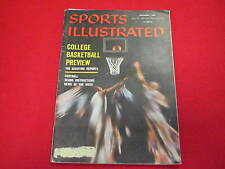 1959 Sports Illustrated College Basketball Preview   12.7. 1959