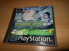 SYPHON FILTER 2 ON PLAYSTATION 1 - PS1- free uk post
