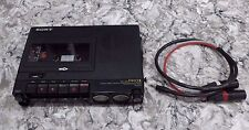 Sony TC-D5 Pro II Cassette Recorder Serviced