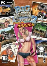 Big Mutha Truckers 2: Truck Me Harder (PC CD) NEW SEALED