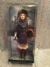 RUSSIA BARBIE DOLL DOLLS OF THE WORLD DOTW MODEL MUSE 2009 MATTEL RR448 NRFB
