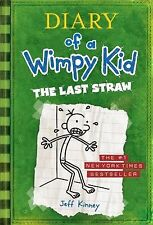 Diary of a Wimpy Kid: The Last Straw by Jeff Kinney, Hardcover Book