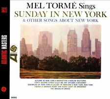 NEW Sings Sunday In New York And Other Songs About New York... CD (CD)