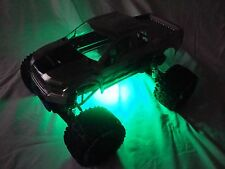 Traxxas Stampede Version 2, 24 Green LED light  (VXL / XL-5 / etc) Underglow Kit