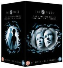 X Files: Complete Seasons 1-9/The X Files Movie/I Want To... - DVD Region 2