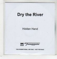 (GB416) Dry The River, Hidden Hand - DJ CD
