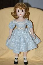 """Very Nice Vintage 20"""" Maggie Hard Plastic Walker Doll"""