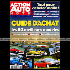 AUTO MOTO N°5 ★ RENAULT DAUPHINE ★ MERCEDES C36 AMG ★ TVR ★ GUIDE D'ACHAT 1995 ★