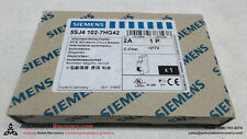 SIEMENS 5SJ4102-7HG42 MINIATURE CIRCUIT BREAKER 2 A 1 POLE 277V, NEW #102312