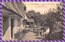 PORTO VECCHIO - LA CAPANNO - Pensione-Ristorante - Mlle PHILIPPE