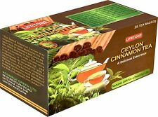 Ceylon Cinnamon Tea (40 Tea Bags, 80 Grams)