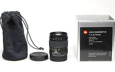 Leica Summarit-M 75mm F/2.5 6-Bit 11645