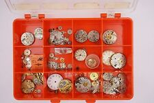 SWISS MOVEMENT AND WRISTWATCH PARTS, LEVER & PIN PALLET SPARES & REPAIRS R140