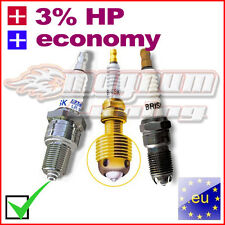 PERFORMANCE SPARK PLUG Honda XBR 500 XL500 R RC S XLR125 RW +3% HP -5% FUEL