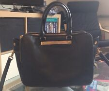 Marc by Marc Jacobs Columbus black leather handbag £530