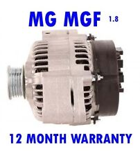 MG MGF (RD) 1.8 I 16V VVC CONVERTIBLE 1995 1996 1997 1998 - 2002 RMFD ALTERNATOR