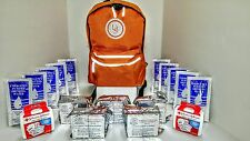 10 Day Disaster Emergency Survival Kit Bug Out Bag Earthquake FOOD & WATER