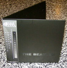 THE BEATLES BLACK ALBUM 2CD mini lp Obi NEW Sealed