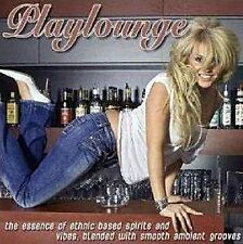 Playlounge u.a Eye Opener, La vie rouge, the Remedy, Sunset, Deviate, Silents CD