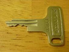 New NOS Vintage Honda Precut OEM Motorcycle key code T7796 60s 70s