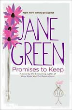 Promises to Keep by Jane Green (2011, Paperback)