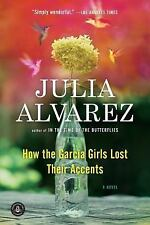 How the Garcia Girls Lost Their Accents by Alvarez, Julia