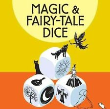 Magic and Fairy-tale Dice (Story Telling Game), Hannah Waldron, Magma Books, New