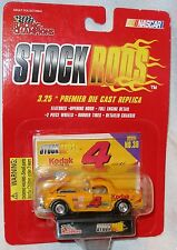 1:64 Racing Champions Chevy 53 Corvette Stock Rod #4 Sterling Marlin~Issue #30