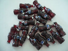 20 Mini Pepsi  Bottle Dollhouse Miniatures Supply Food Deco