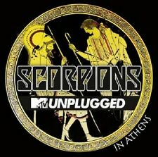 Scorpions-MTV Unplugged (2 CD) 25 tracks Classic Rock & Pop Nuovo