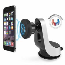 Insten MAGNETIC Car Phone Holder Windshield Dashboard Window Mount Universal