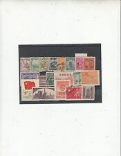 CHINA Collection Includes Mainly Early ISSUES MNG/FU..