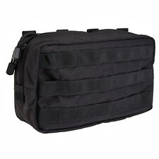 5.11 Tactical 10.6 Horizontal Molle Pouch Black