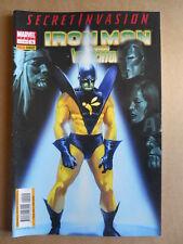 Iron Man & I Potenti Vendicatori n°14 2009 Marvel Panini  [G410]