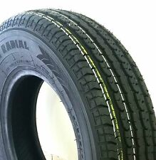 2 NEW Trailer King Radial ST 205/75-14  2057514  6 PLY  C Load Tire / Tires