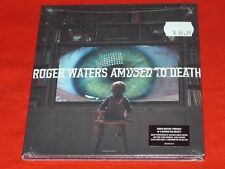 Roger Waters-Amused to Death [CD+Blu-Ray Audio] June 12, 2015