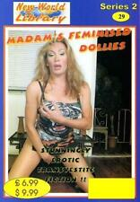 NWL #29 - Madam's Feminised Dollies - Transvestite/Crossdressing Fiction