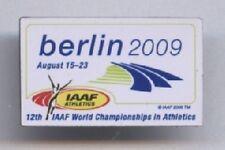 ORIG. pin atletismo copa del mundo Berlín (Alemania) 2009!!! Top