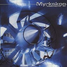 Deathmachine by Myrkskog (CD, May-2001, Candlelight Records)