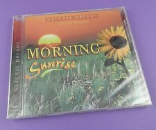 Natural Dreams Music For Relaxation: Morning Sunrise CD - Still Sealed !