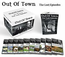 OUT OF TOWN With Jack Hargreaves: The Lost Episodes - 10 DVD BOXSET NEW SEALED