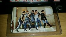 Shinee group dazzling girl  japan jp official photocard Kpop k-pop bts btob exo