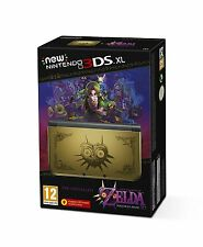 Nintendo Nuevo 3DS XL The Legend of Zelda: Majora Mask 3D Limited Edición Reino Unido's