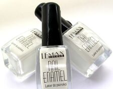 Lemax - Nail Enamel WHITE,FRENCH Nail polish - BEST   9ml