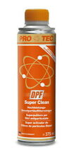 PRO TEC DPF SUPER CLEAN ADDITIVO GASOLIO PULIZIA FILTRO ANTI-PARTICOLATO 375ml