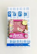 Disney Store June 2015 Park Pack Pink Cheshire Cat Pin Alice In Wonderland LE500