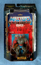 COMMEMORATIVE STRATOS FIGURE MOTU MASTERS OF THE UNIVERSE HE-MAN MATTEL