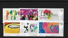 GERMANY 2000 WELFARE EXPO (4TH ISSUE) MNH SET, SG2966/71, CAT £15+