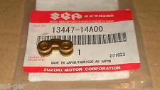 GSXR750 RGV250V DR DR-Z New Genuine SUZUKI Carburettor Plate P/No. 13447-14A00